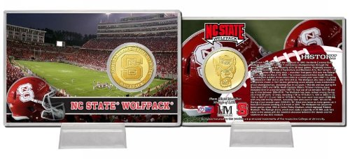 Highland State North Mint NCS13BBCCK North Carolina University State University Bronze Coin Card NCAA North Carolina State Wolfpack B00FADGN2G, 西浦青果:5841da56 --- harrow-unison.org.uk