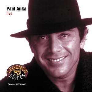 Paul Anka Paul Anka Live Amazon Com Music