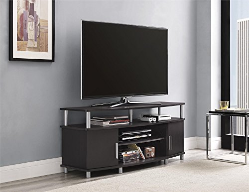 Ameriwood Home Carson Tv Stand For Tvs Up To 50 Quot Wide