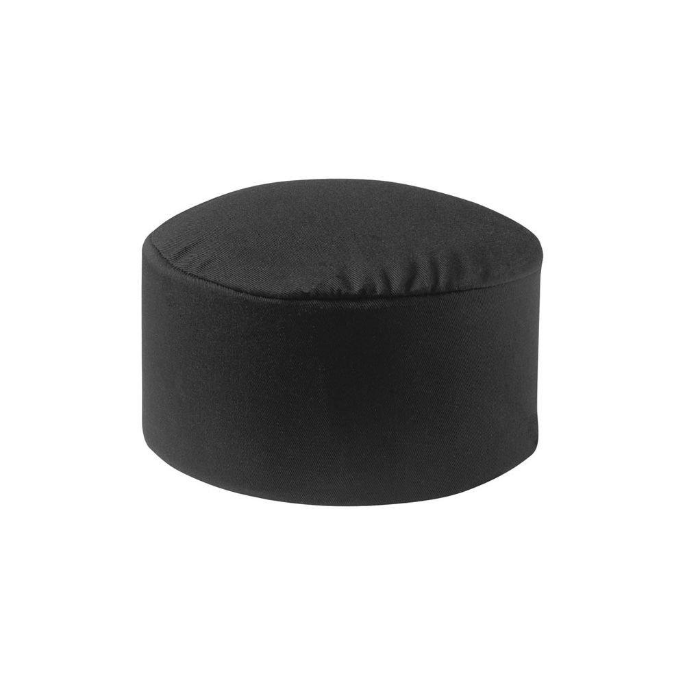 Chef Skull Cap-One Size- Black