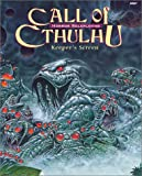Call of Cthulhu Keeper's Screen, Les Brooks, 1568821492
