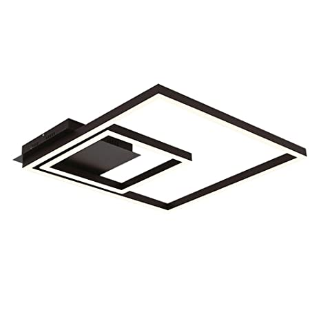 Moderna Lámpara Techo, diseño rectangular, fácil creativo ...