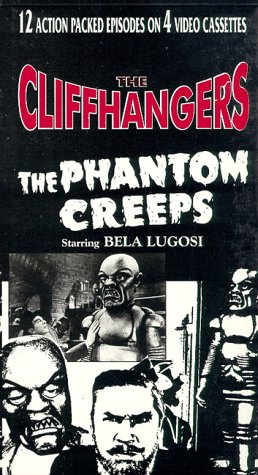 The Phantom Creeps [USA] [VHS]: Amazon.es: Bela Lugosi, Robert Kent, Dorothy Arnold, Edwin Stanley, Regis Toomey, Jack C. Smith, Edward Van Sloan, ...