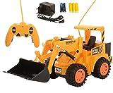 Toyshine Remote Control JCB Truck Toy