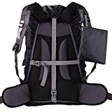 ZM-SPORTS 15-90L Backpack Rain Cover with Reflective Strip...