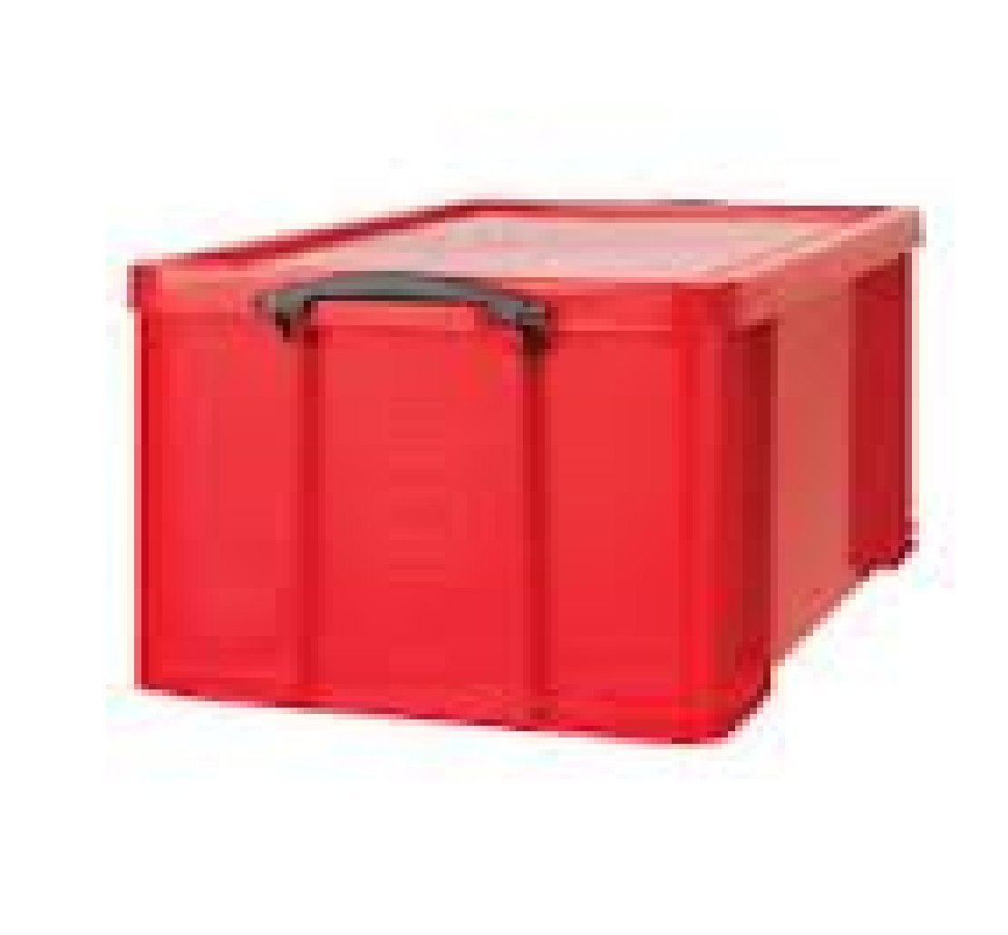 0.07 Litre Really Useful Box Storage box Solid Red