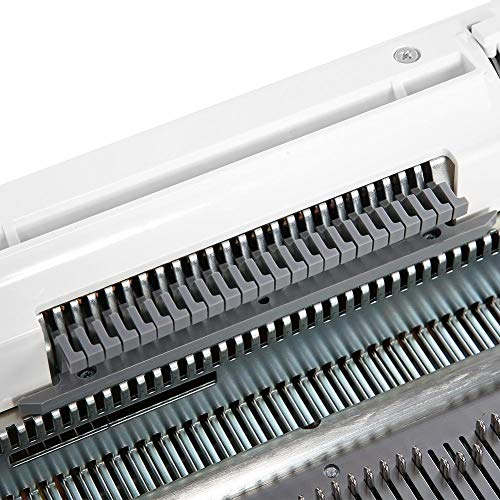 Knitting Machine 4.5mm Standard Gauge Plastic Domestic Knit Machine for Silver Reed SRP50 SRP60 SRP60N by ZJchao (Image #7)