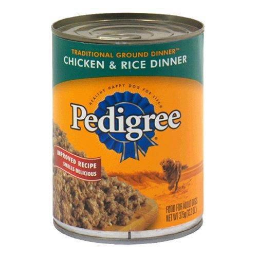 13.2OZ Chick/Rice Food