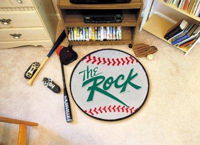 Baseball Floor Mat - Slippery Rock University