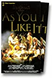 As You Like It (1982) [VHS]