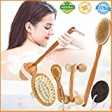 Dry Brushing Body Brush Set