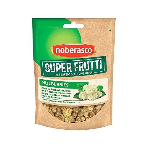 Noberasco Mulberries 60g - Pack of 6