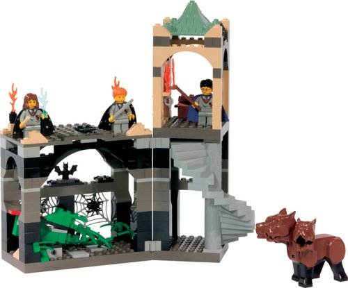 LEGO Harry Potter and the Sorcerer's Stone: The Forbidden Corridor (4706)