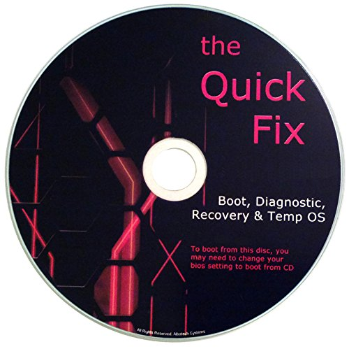 QUICK Operating System Boots Computer