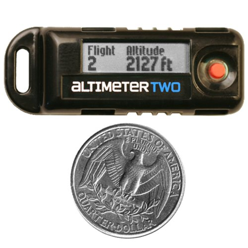 Jolly Logic AltimeterTwo (Dashboard Altimeter)