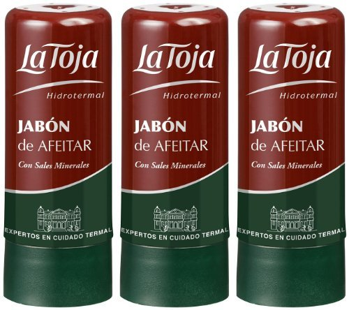 (3 La Toja Shaving Stick/Shave Soap 50gr)