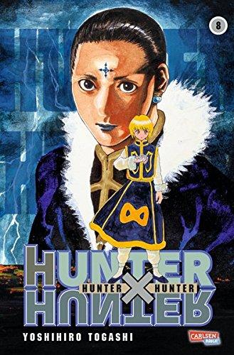 Hunter X Hunter, Band 8 Taschenbuch – 22. Juni 2005 Yoshihiro Togashi Carlsen 355176218X Belletristik