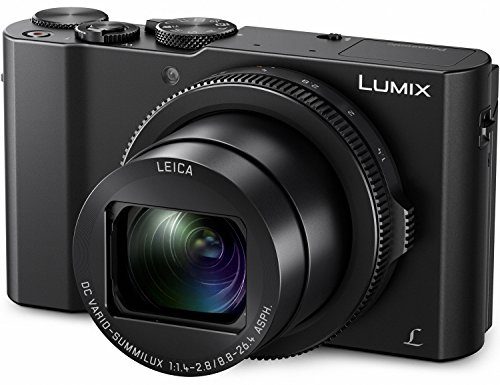 Panasonic LUMIX DMC-LX10K Camera, 20.1 Megapixel 1