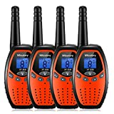 Walkie Talkies 22 Channel Two Way Radios Long Range Handheld Walkie Talky Kids