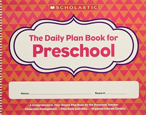 - Daily Plan Book for Preschool (2nd Edition)