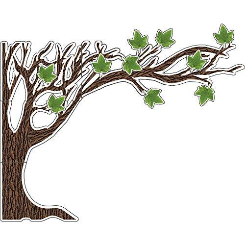 Halloween Bulletin Boards For Library (Schoolgirl Style Woodland Whimsy Big Tree Bulletin Board)