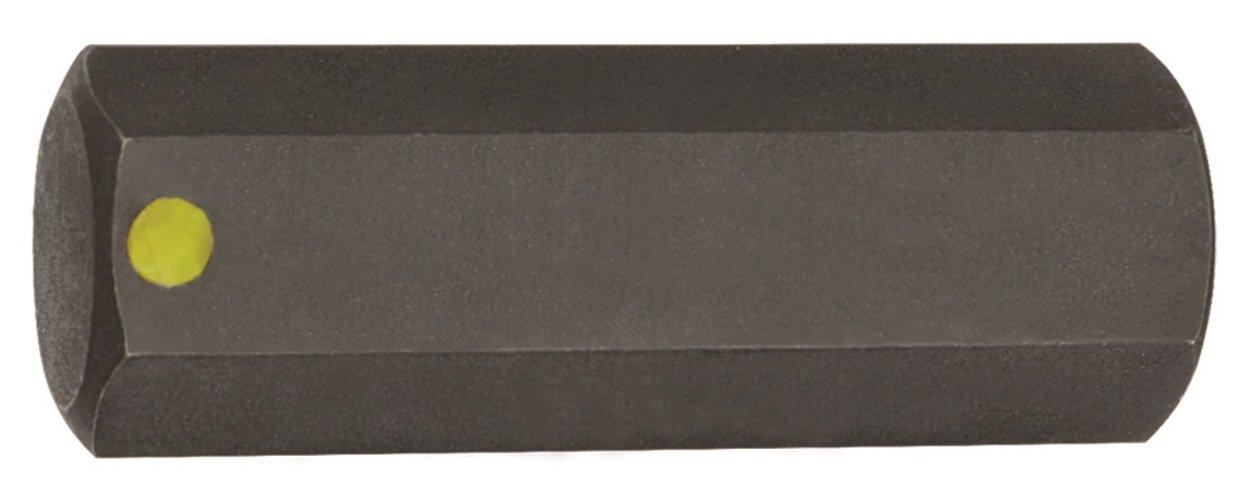 "Bondhus 33293 24mm ProHold Socket Hex Bit without Socket with ProGuard Finish, 2.5"""