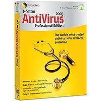 Norton Antivirus Professional 2003