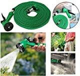 Buyerzone 10 Mtr Multifunctional Water Spray Gun With Ultra High Pressure Washer(Green)
