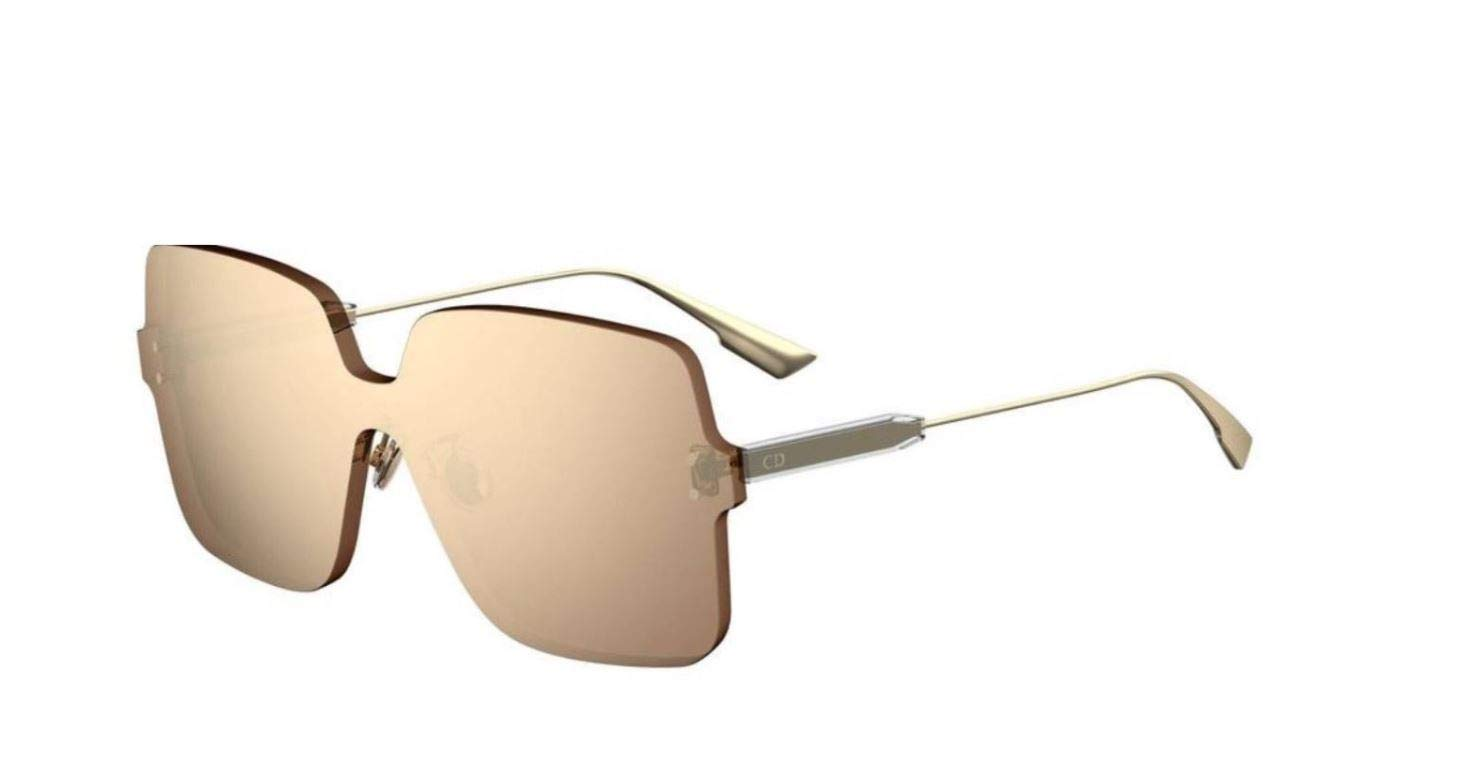 b84b07a3f181 Amazon.com  Dior Authentic Christian Color Quake 1 DDBSQ Gold Copper Multi  Layer Gold Sunglasses  Home   Kitchen