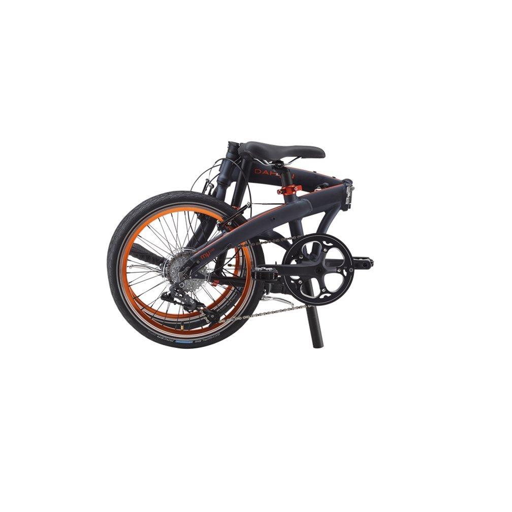 Bicicleta plegable DAHON MU D9 Ágata para bicicleta: Amazon.es: Deportes y aire libre