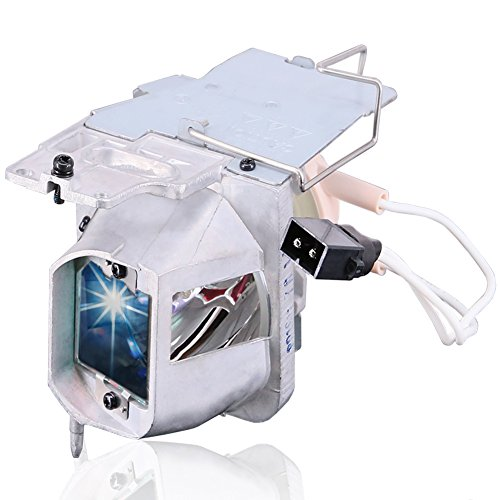 EWO'S BL-FP210B/SP.77011GC01 Projector Lamp for Optoma HD28DSE DH1012 X351 W351 EH341 Lamp Bulb Replacement, with Housing