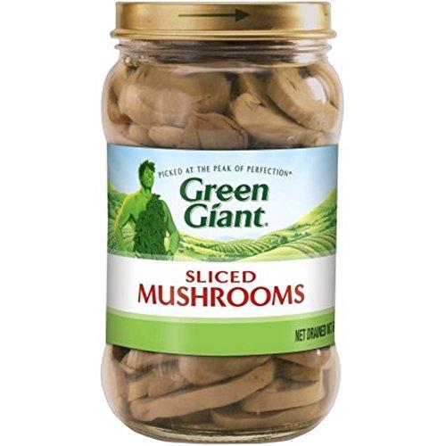 Green Giant Sliced Mushrooms, 6 Ounce