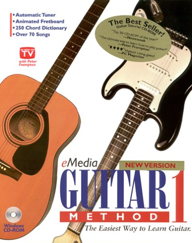 eMedia Guitar Method v1 [Old Version, PC only] by eMedia