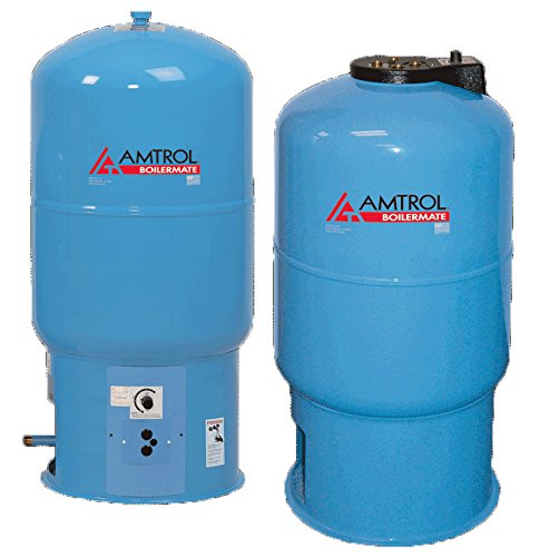 Indirect Water Heater (Amtrol BoilerMate WH-41Z Indirect-Fired Hot Water Heater, Gray, 41 Gal, 3/4