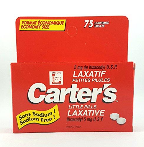 - CARTER'S LITTLE PILLS 75'S