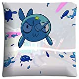 16x16 inch 40x40 cm cushion pillow cover case Polyester Cotton removable amazing Star vs. The Forces of Evil