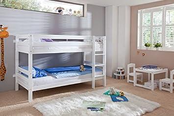 Etagenbett Test : Kinderbett etagenbett felix inkl rollrost material buche
