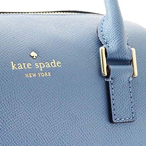 kate spade new york Greene Street Seline Satchel Tile Blue