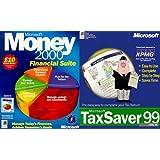 Money 2000 Financial Suite & TaxSaver 99