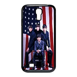 Pop rock band-The Beatles series,the beatles with flag protective case cover For SamSung Galaxy S4 Case LHSB9689914