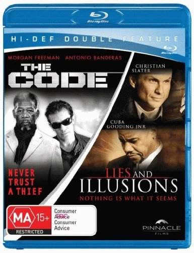 Lies and Illusions + The Code [2 Discs] [Blu-ray Double] [NON-USA Format / Region B Import - Australia]