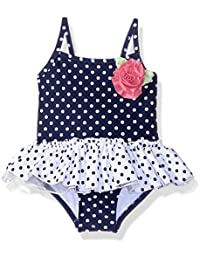 Baby Girls' One Piece Swimsuit