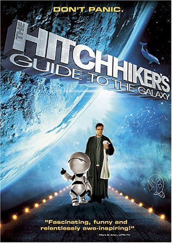 The Hitchhiker's Guide to the Galaxy (Full Screen Edition) by Buena Vista Home Entertainment / Touchstone