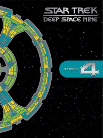 Star Trek Deep Space Nine - The Complete Fourth Season by Paramount Home Video