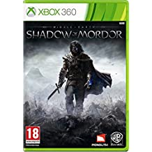 Middle-Earth: Shadow of Mordor (Xbox 360) UK IMPORT REGION FREE