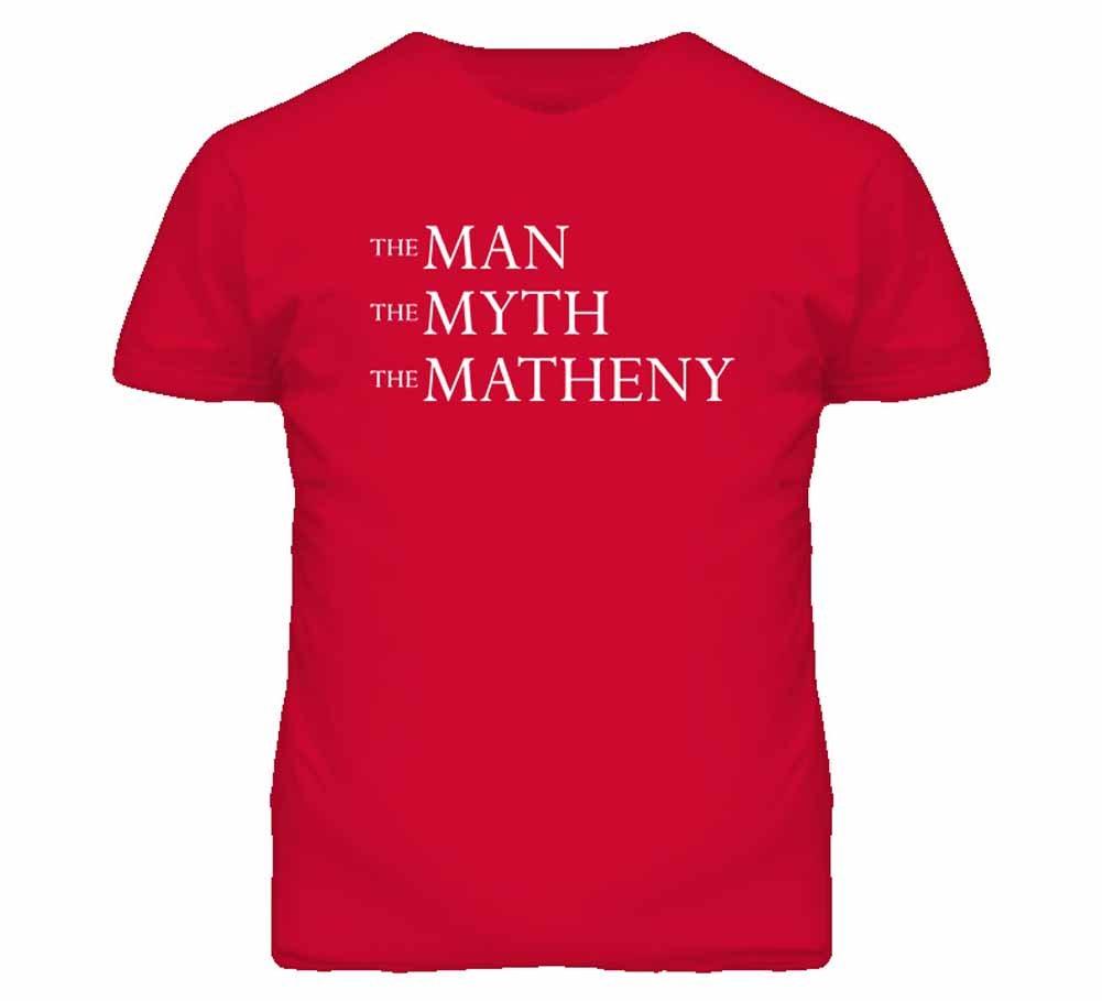 Tshirt Bandits S St Louis The Man Myth Matheny T Shirt