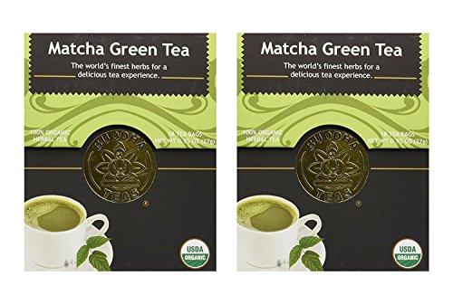 Organic Matcha Green Tea Bags