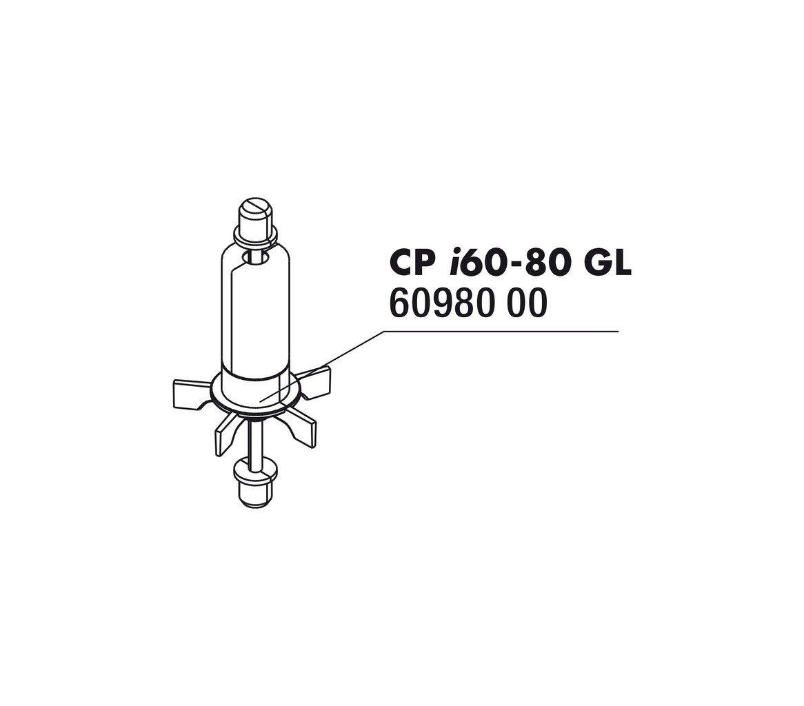 JBL CP i_gl 60/i80 Rotor-Set 6098000