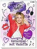 Disney Violetta - Rätselspaß mit Violetta