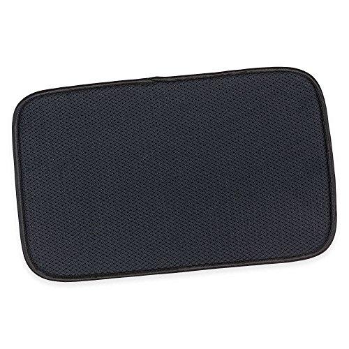 The Original Barware Mat XL in Black 12 Inches x 20 Inches #563800